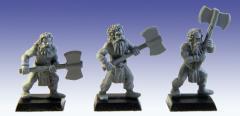 Barbarian Axemen #2