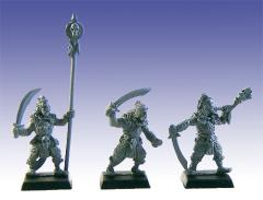 Barbarian Swordsmen Command