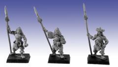 Barbarian Spearmen #1