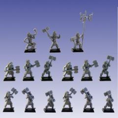 Barbarian Axemen Regiment