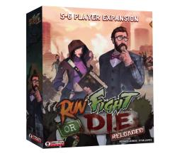 Run Fight or Die Reloaded 5-6 Player Expansion