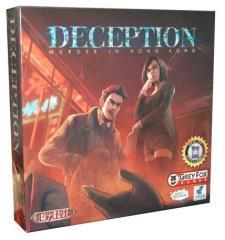 Deception - Murder in Hong Kong (Kickstarter Edition)