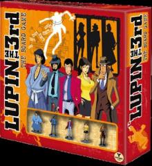 Lupin the 3rd Collection, Base Game + Expansion!