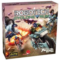 Robotech - Cyclone Run