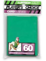 Standard Card Sleeves - Green (60)