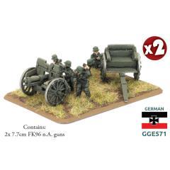 7.7cm FK96 n.A Gun