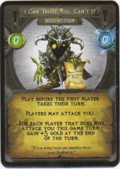 Promo Card - I Can Trust You Can't I?