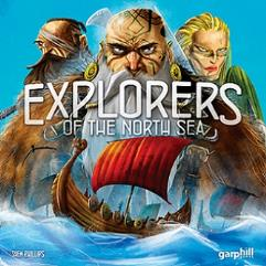 Explorers of the North Sea (1st Edition)