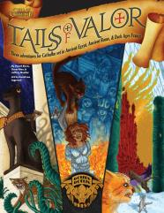 Tails of Valor - Three Adventures for Cathulhu