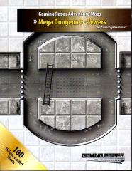 Adventure Maps - Mega Dungeon 3, Sewers Pack