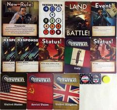 Quartermaster General Prelude Expansion