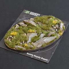 Highland Base - Oval 170mm