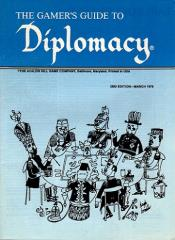 Gamer's Guide to Diplomacy, The (2nd Edition)