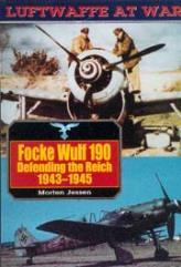Focke Wulfe 190 Defending the Reich