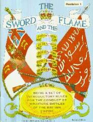 Sword and the Flame, The - Revision #1