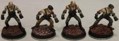 Bomber Zombies #1