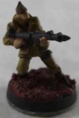 MI-13 Grenadier #1