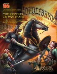 Exodus of Wolfbane, The