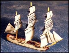 80 Gun Ship - Bucentaure
