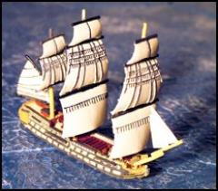 74 Gun Ship-of-the-Line - Le Superbe