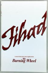 Jihad - Burning Sands