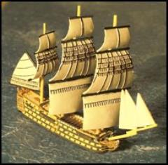 100 Gun Ship-of-the-Line - HMS Victory