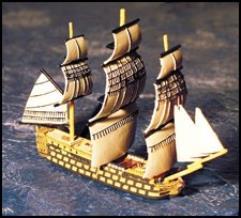 98 Gun Ship - Boyne