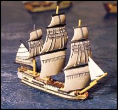 74 Gun Ship-of-the-Line - HMS Bellona