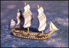64 Gun Ship - HMS Agamemnon