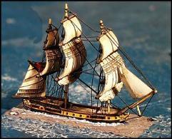 32 Gun Frigate - HMS Cleopatra