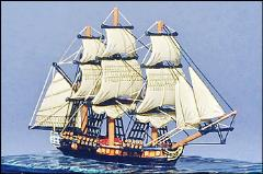 20 Gun Sloop-of-War