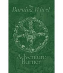 Adventure Burner