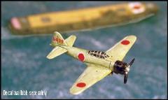 Mitsubishi A6M2 Model 21 Zero