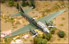 "Mitsubishi G4M3 ""Betty"""
