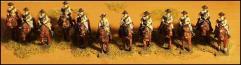 Confederate Mounted Cavalry