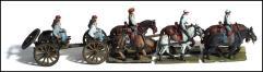 Caisson w/Riders - CSA