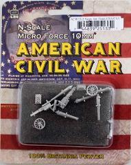 Siege Artillery Guns - USA & CSA