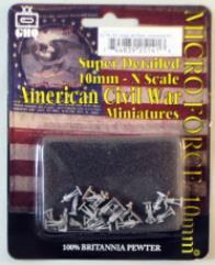 Siege Artillery Crewmen #1 - USA & CSA