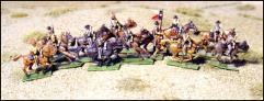 Confederate Cavalry - Charging