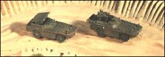 BRDM-1 Swatter and Sagger