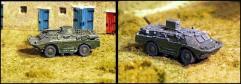 BRDM-2 Scout Car