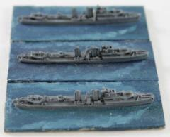 "DD ""H"" Class Destroyers #1"