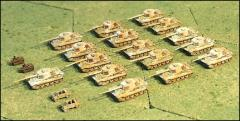 German Tiger II Company