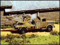 Büssing-Nag 4500 Crane