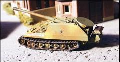 Geschutzenwagen Tiger Fur 17cm K72