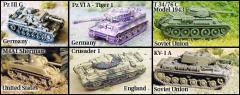 Main Battle Tanks of WWII