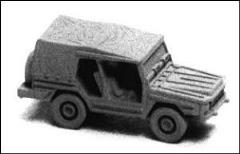 ILTIS Light Command Car