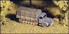 4.5 Ton Mercedes Maultier