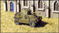 AEC Mk III Armoured Car
