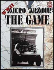 Micro Armour - The Game, WWII (1st Edition)